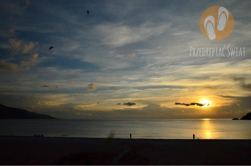 Wycieczka do Oludeniz - paralotnie