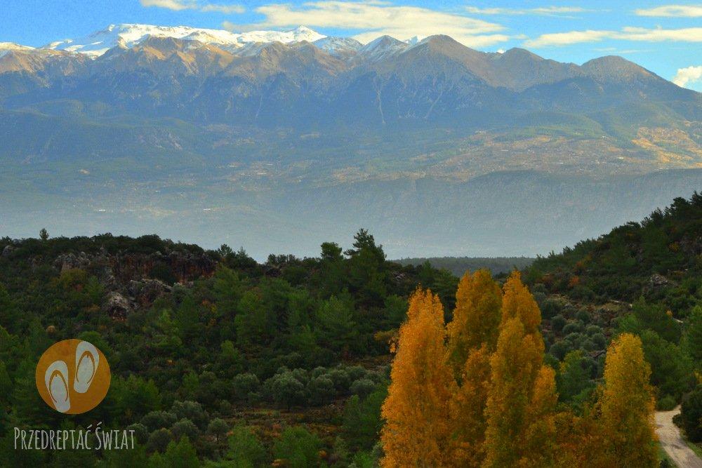 Pinara - atrakcje turystyczne w Turcji