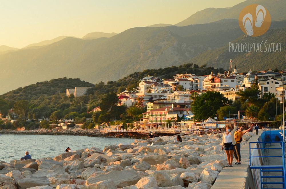 Kas - miasteczko w Turcji