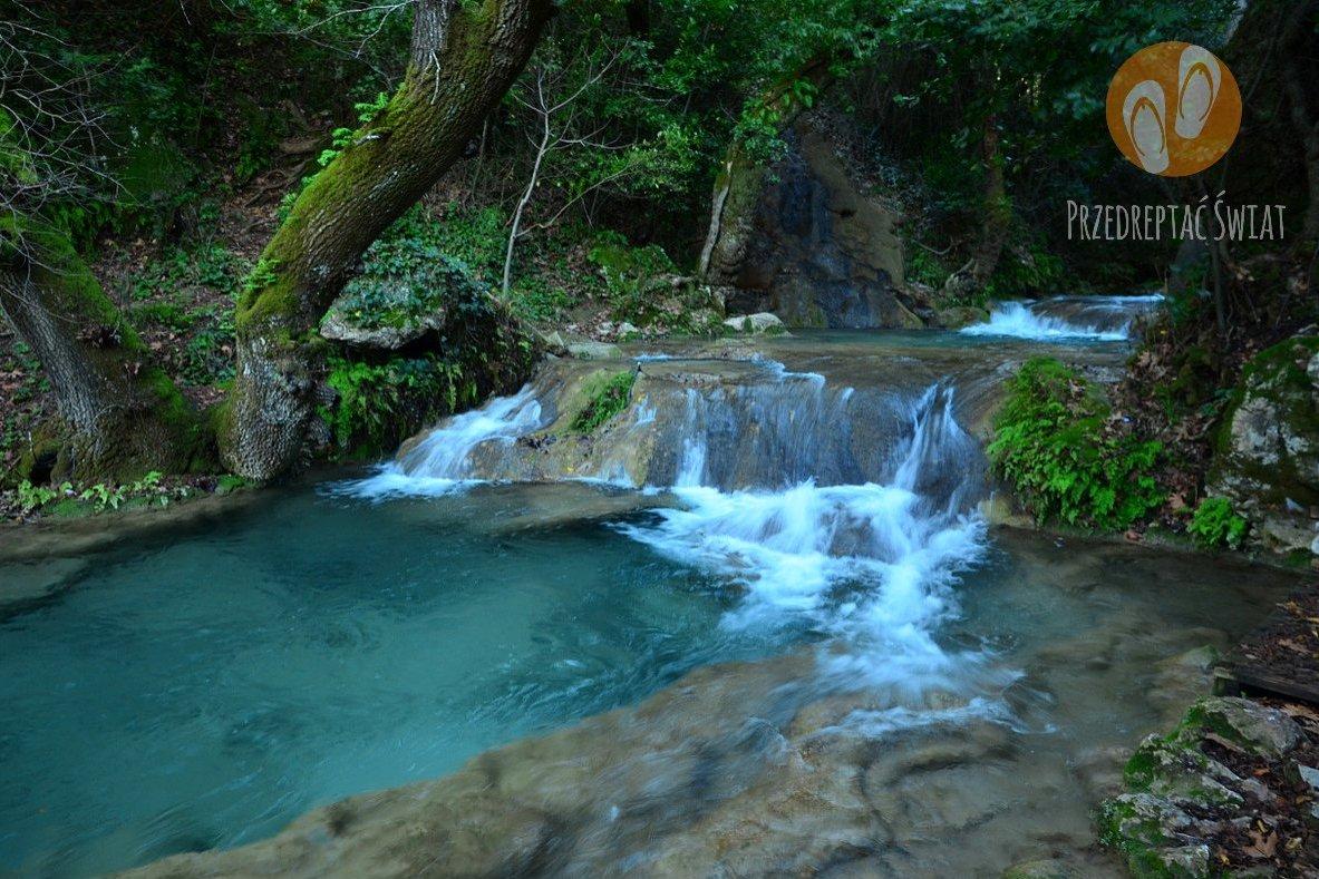 Wycieczki z Icmeler i Turunc. Turgut Falls