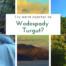 Okolice Turun i Icmeler - wodospady Turgut
